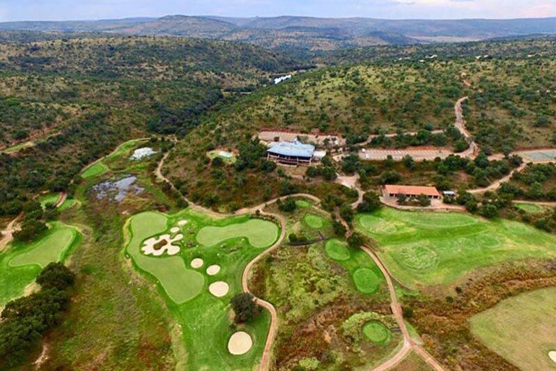 Golf course rating amongst top 10 on the SA circuit...