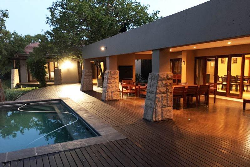Bushveld luxury & Out door living!