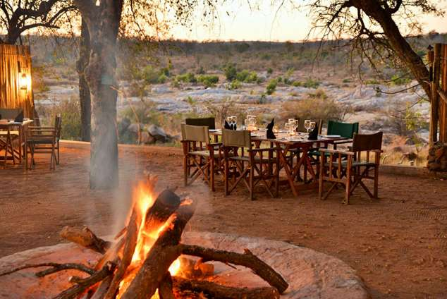 1/28 - Hectorspruit Game Reserve And Bush Lodge Accommodation