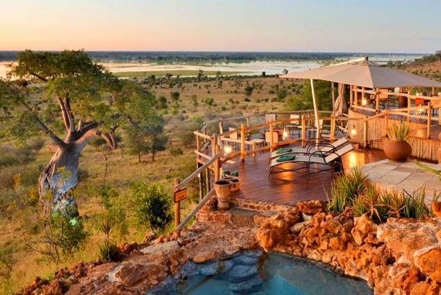 1/28 - Chobe National Park Game Reserve And Bush Lodge Accommodation