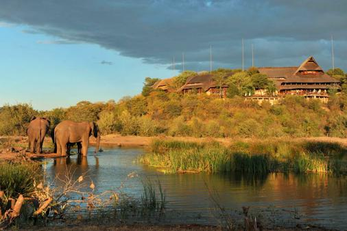 1/31 - Victoria Falls hotel accommodation
