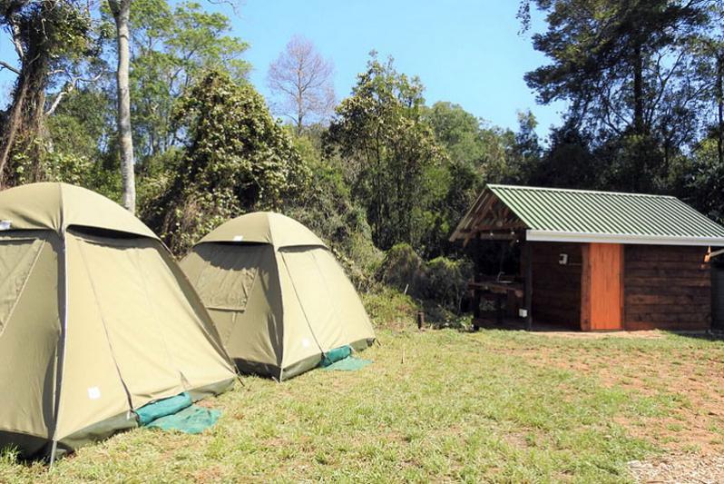 Exclusive Campsite