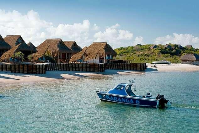 1/26 - Dugong Beach Lodge - Vilanculos Holiday Resort Accommodation