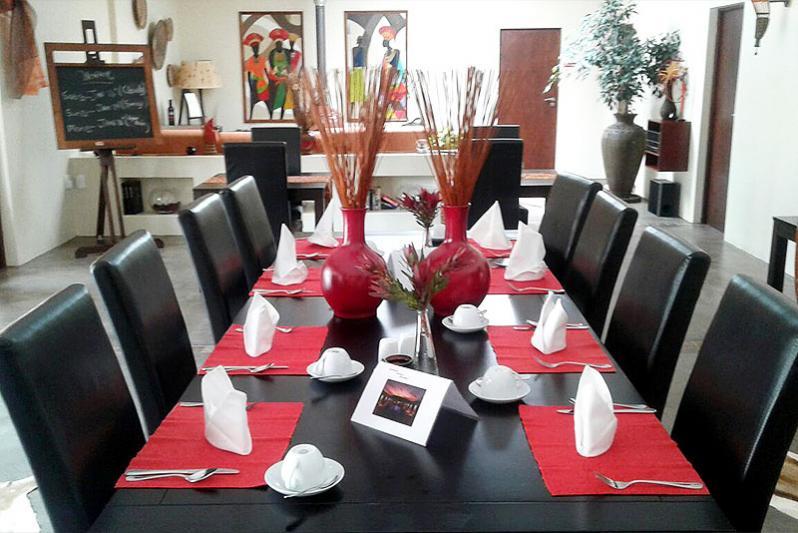 Restaurant / lounge area