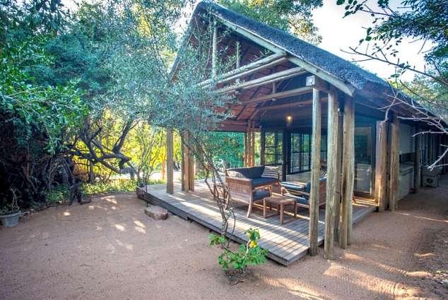 1/27 - Timbavati Game Reserve Accommodation