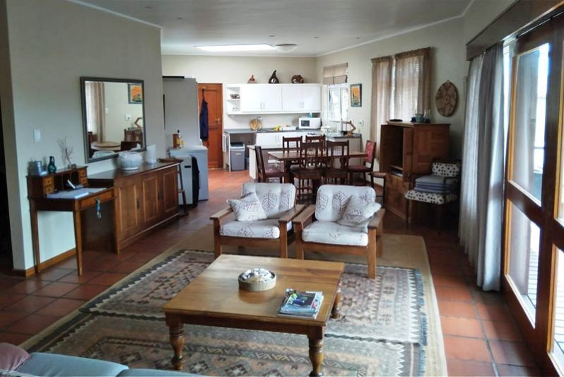 Living areas, The Kingfisher Corner