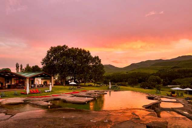 1/40 - Underberg Hotel / Boutique Hotel Accommodation