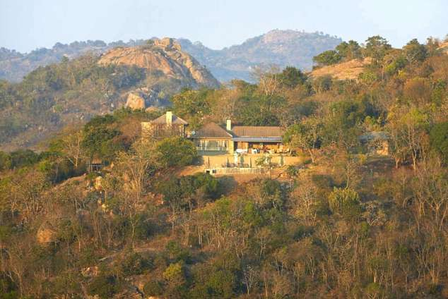 1/29 - Nelspruit Game Reserve And Bush Lodge Accommodation