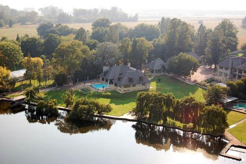View of Bersheba River Lodge