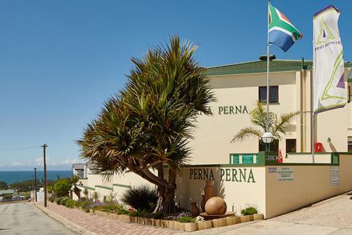 View of Perna Perna Mossel Bay