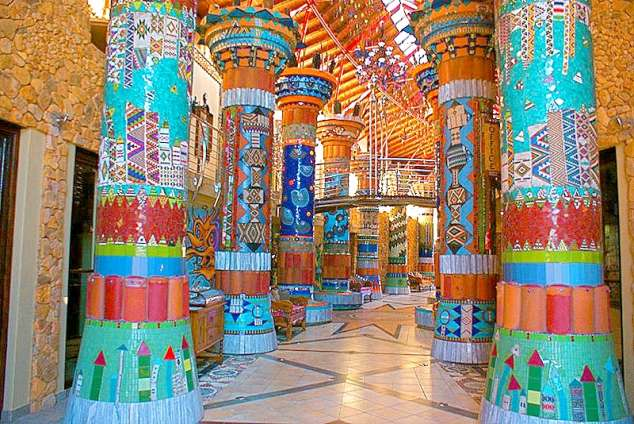 1/27 - Decorated Pillar Passage - Memory Lane