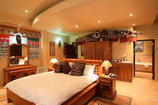 Ammazulu African Palace Kloof Durban Accommodation