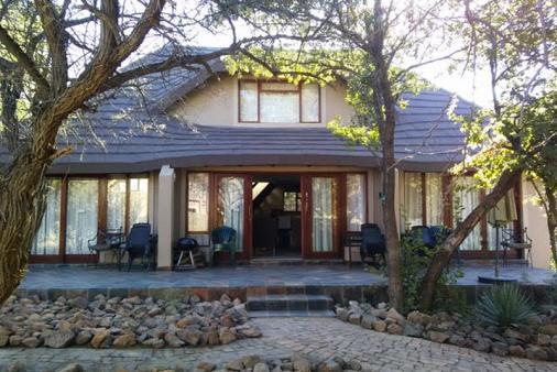 View of Mabalingwe Elephant Lodge 148