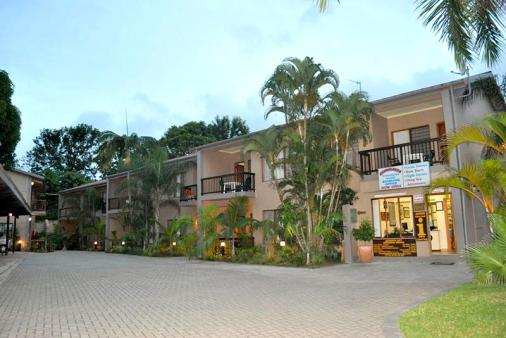 1/17 - Shonalanga Lodge - St Lucia Self Catering Apartment Accommodation