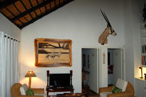 1/24 - Bush lodge living room