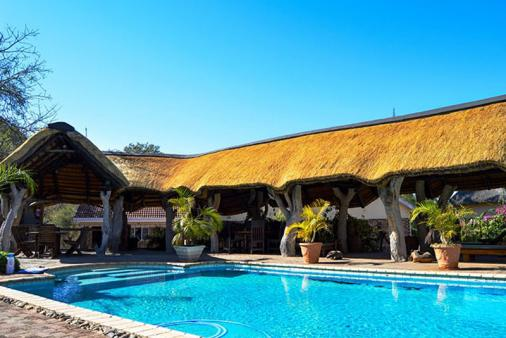 View of Inyanga Safari Lodge