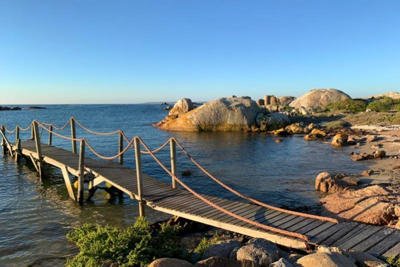 Beautiful nature reserve close to Paternoster