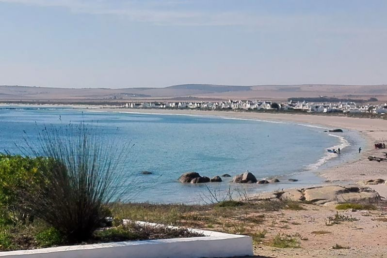 View accross Paternoster