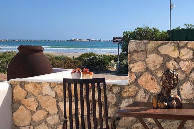 Seaviews from patio