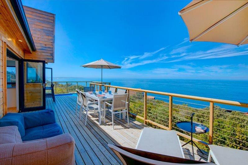 sea facing deck